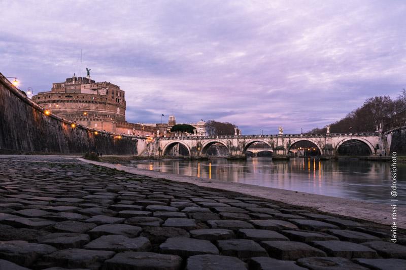 Castel Sant'Angelo e il ponte degli angeli