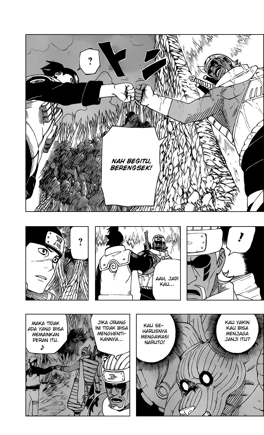 Komik manga 2 shounen manga naruto