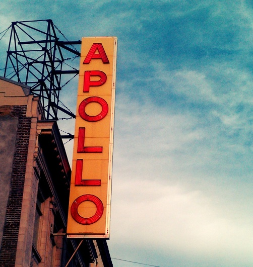 Apollo Theater Harlem Amateur Night
