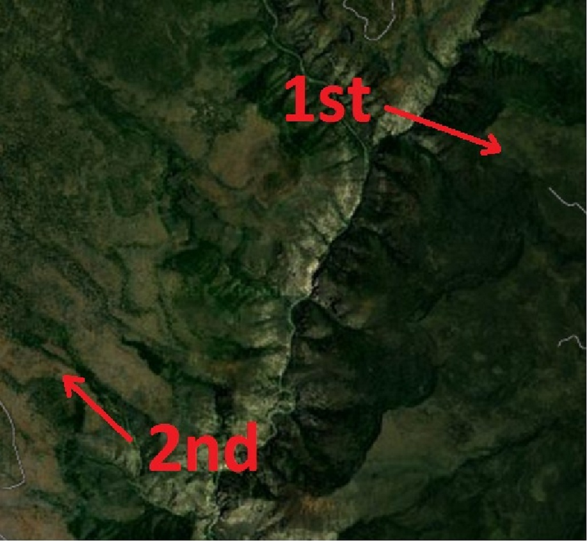 there are many canyons in the area other than sycamore and is very heavily wooded through out the region there has also been a bigfoot movie made in the