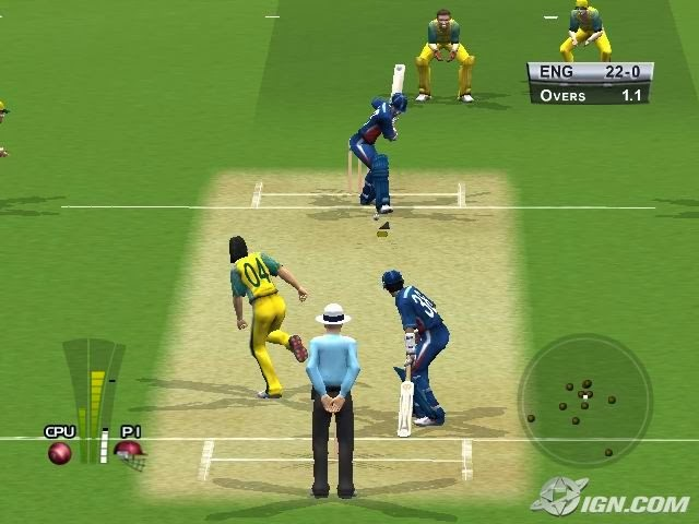 EA Cricket 2000
