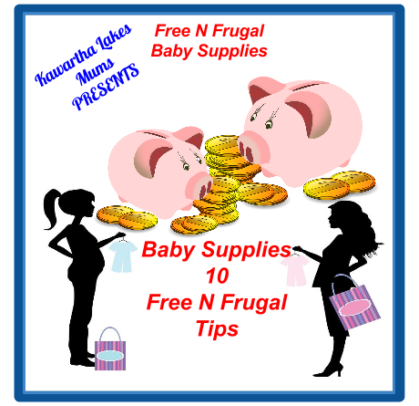 Looking for Free Baby Supplies in Kawartha Lakes Ontariol? Here are 10 tips!