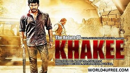 The Return Of Khakee 2015 Hindi Dub WEBRip 400mb