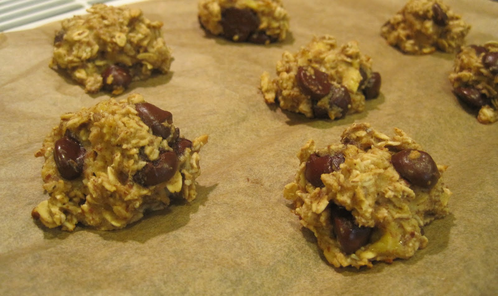Kvell in the Kitchen: Nikki's Healthy Cookies