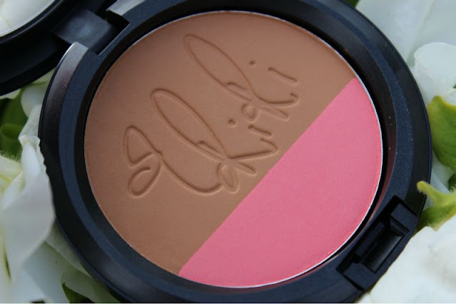 MAC RiRi Hearts Hibiscus Kiss Blush and Bronzer Duo
