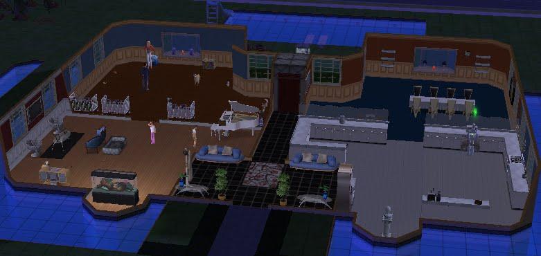 Floor Elevation Cheat Sims 2 : Sims walkthough cheats