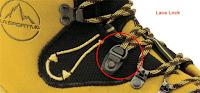 Lace Lock in La Sportiva Nepal Evo GTX Boot