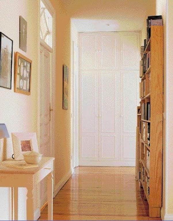 Decora hogar ideas para decorar pasillos v deo decorar - Cortinas para pasillos ...