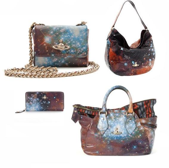 Vivienne Westwood Galaxy Shoulder Bag 38