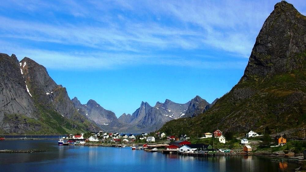 Reine Norway Favorite Tourist Places