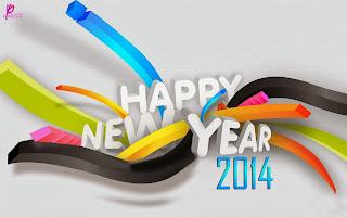 status tahun baru 2014