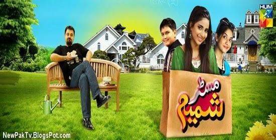 Watch Mr. Shamim Episode 18 – Drama Hum Tv