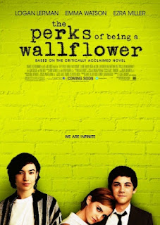 The Perks of Being a Wallflower film emma watson, Logan Lerman, ezra miller