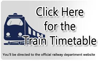Sri Lanka Luxury Train Schedule