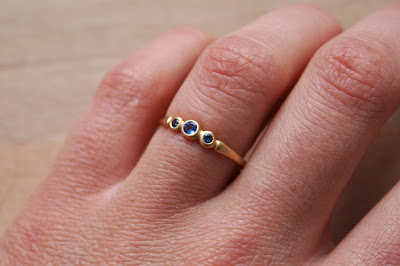 Color Me Green NonTraditional NonDiamond Engagement Ring Roundup
