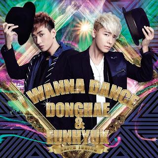 DONGHAE & EUNHYUK (Super Junior) - I Wanna Dance