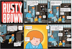 'Rusty Brown' de Chris Ware
