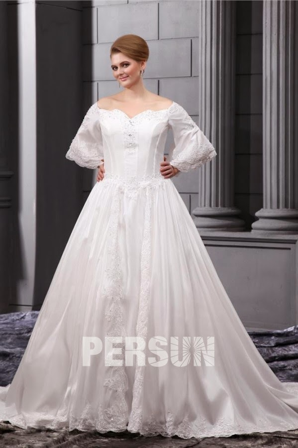 All about the perfect wedding: Beautiful Plus Size Wedding Dresses ...