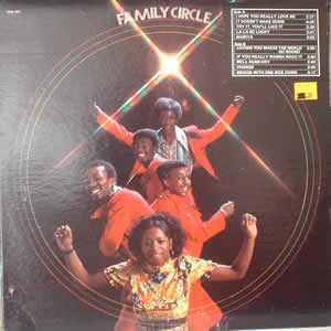 FAMILY CIRCLE -  1973 LP