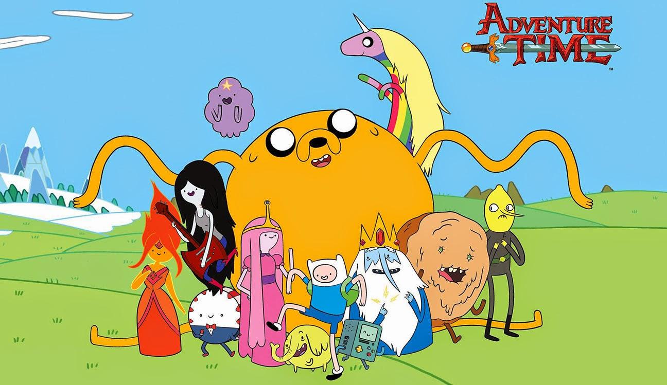 Adventure Time Oyun Sihirbazı Apk Obb