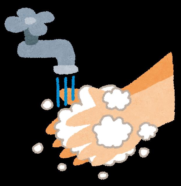 「手洗い イラスト」の画像検索結果