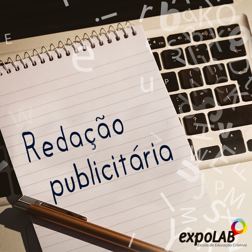 Redação Publicitária - Expolab