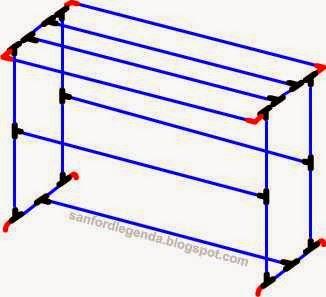 Tips Cara Membuat Jemuran Dari Pipa PVC