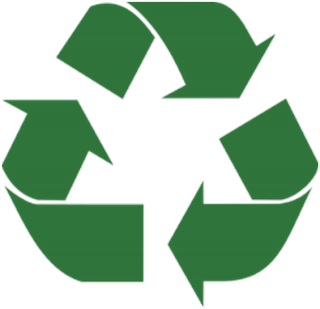 Lambang (logo) daur ulang yangberlaku secara internasional