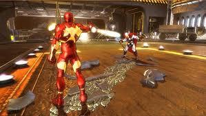 Juego Los Vengadores Batalla por la Tierra