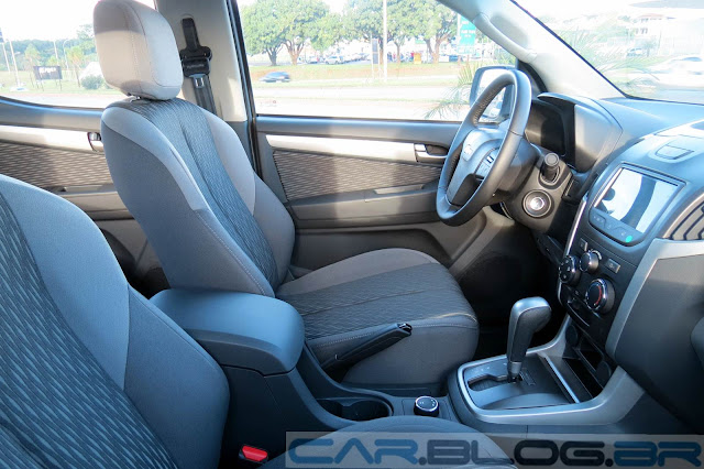 Chevrolet S-10 LT 2.8 Diesel 2014 - interior