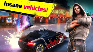 Gangstar Vegas v2.2.0d Mod Apk Unlimited All