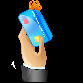 Credit Card Debt Burn