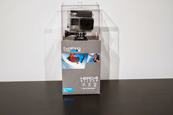 Box GoPro Hero4 Silver - gearbeat.blogspot.com