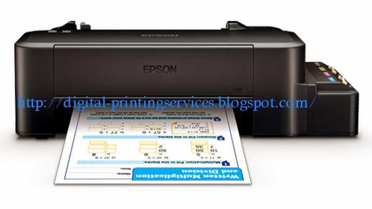 Kelebihan Printer Epson L120 Terbaru 2014