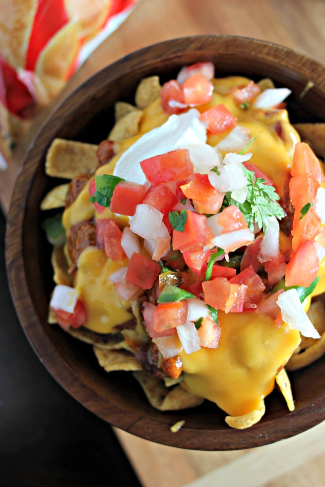 Frito Chili Pie... Nachos?