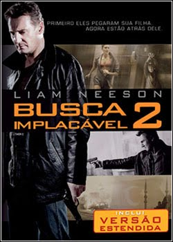 Filme Busca Implacável 2 Dublado AVI BDRip