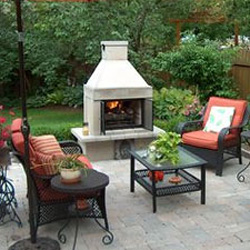 Outdoor Fireplace Kits Sale Good All Images With Outdoor Fireplace Kits Sale Stunning