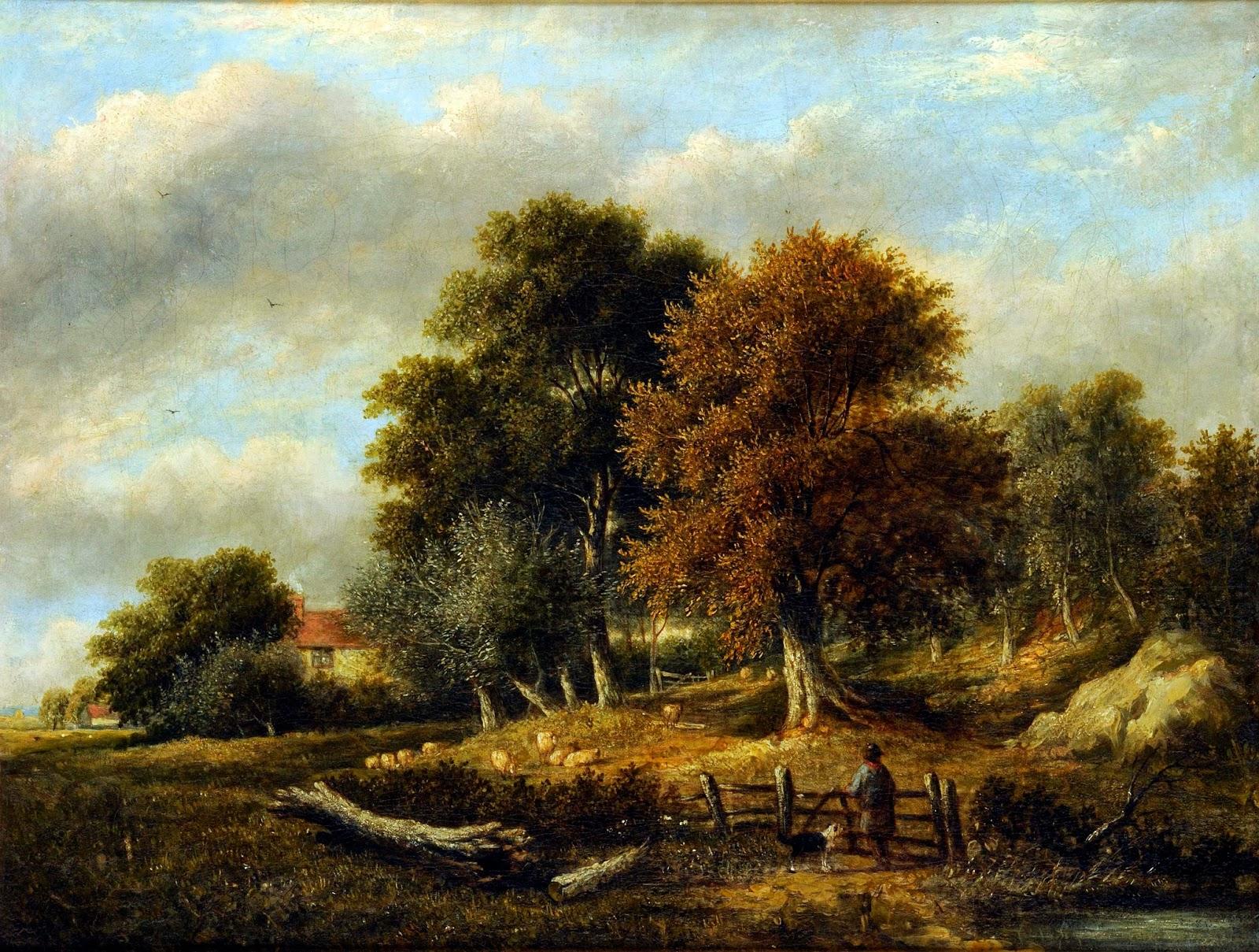 Victorian British Painting Joseph Thors