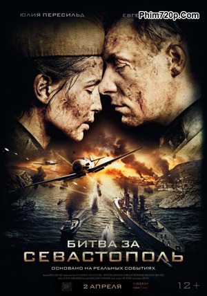 Battle for Sevastopol 2015 poster