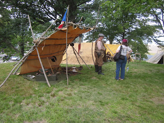 D-Day WWII Reenactment, French Resistance
