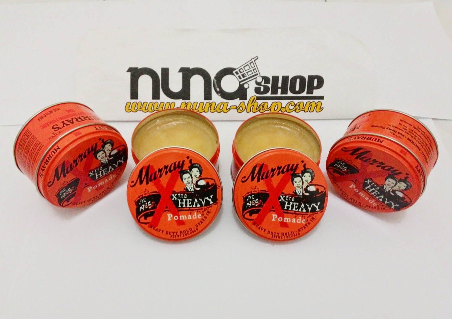 Murray´s X-TRA Heavy Special Edition Pomade