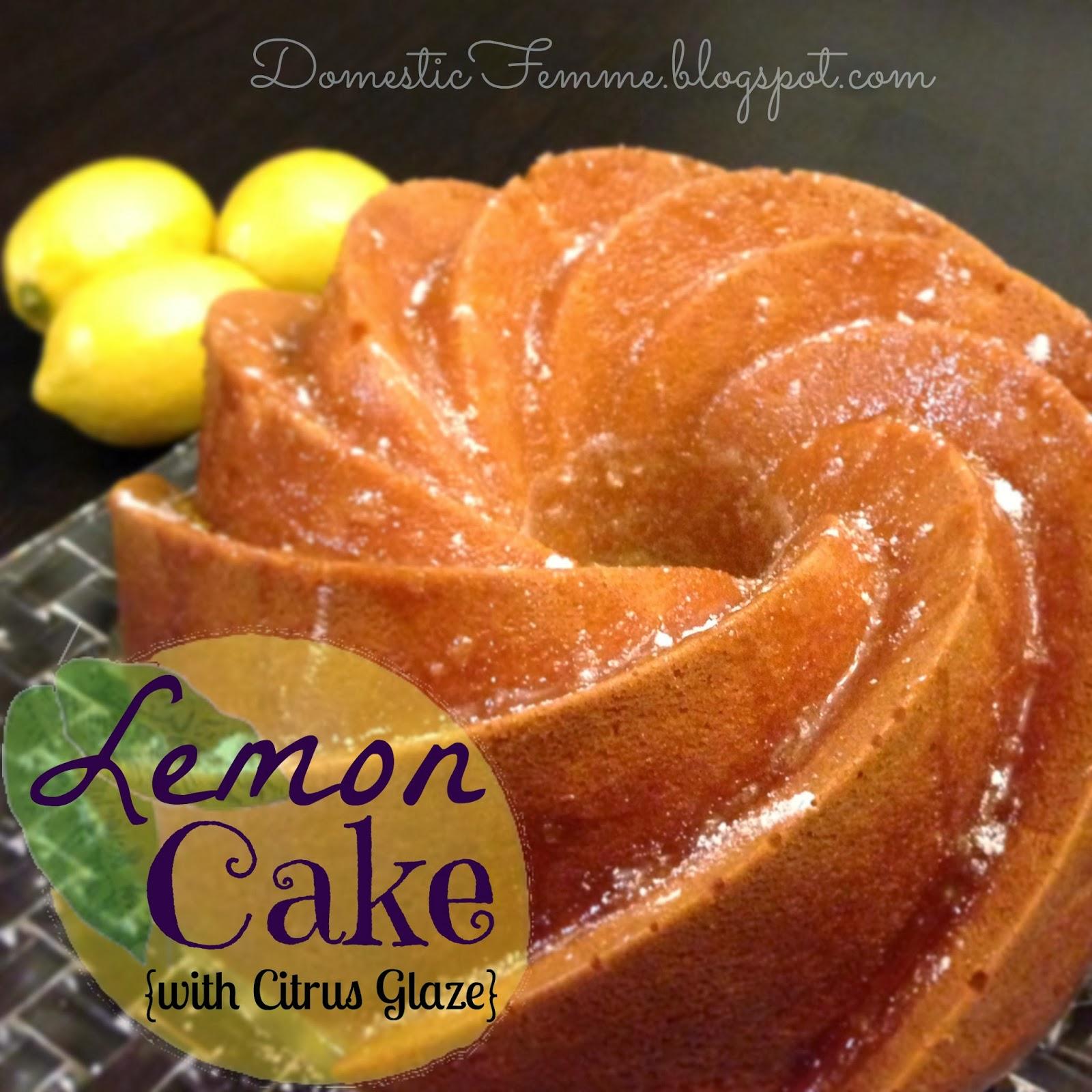 fresh grape cake with luscious lemon sauce recipes from fresh grape ...