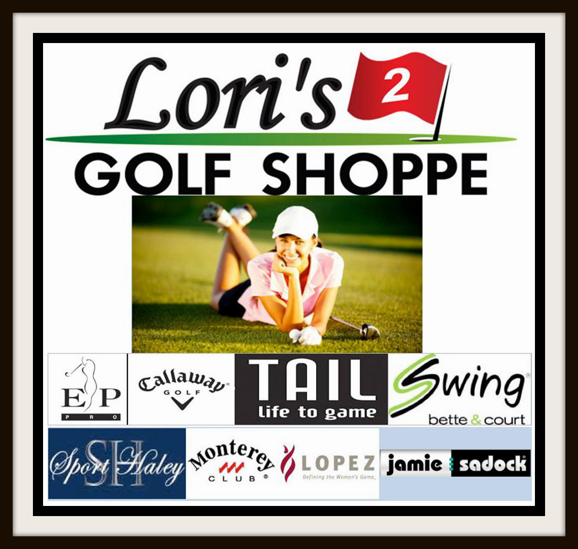lori 39 s golf shoppe ladies golf accessories golf online shop. Black Bedroom Furniture Sets. Home Design Ideas