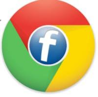 Facebook dentro Chrome