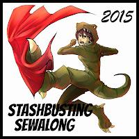 Stashbusting 2015!