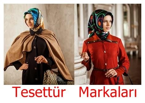 Tesettür Giyim Markaları
