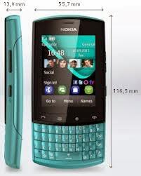 Harga Dan Spesifikasi Nokia Asha 303 New