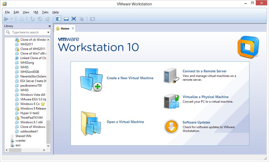 Vmware Windows 10
