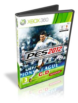 Download Pro Evolution Soccer 2012 Xbox 360 NTSC US 2011
