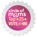 Circle of Moms Top 25